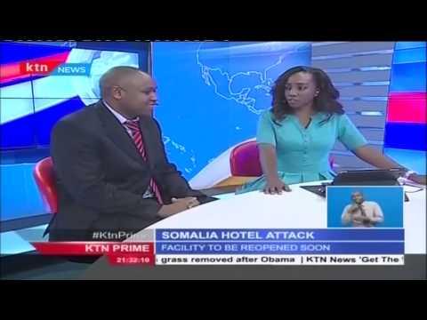 Jazeera Hotel Manager, Justus Kisaulu: How Somali Hotel was attacked