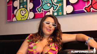 Lexxxi Lockhart Behind The Scenes PlumperPass
