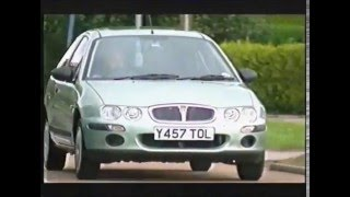 Old Top Gear - Rover 25