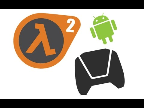 Half-Life 2 on Android on NVIDIA SHIELD Tablet