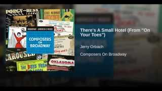 Jerry Orbach - There's A Small Hotel - Remastered Album Version