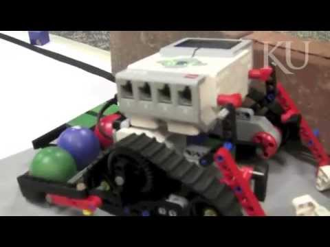 KU School of Engineering 2014 Lego Mindstorm Competition