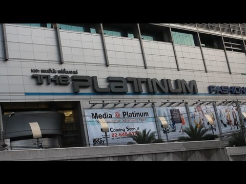 Platinum Fashion Mall Bangkok Thailand – Best Wholesale Prices in Asia – HD