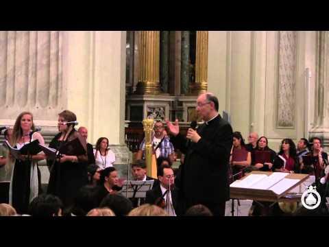 Concerto con le corali italiane