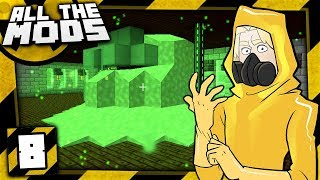 Minecraft All The Mods Nuclear #8 - Meltdown Boogaloo