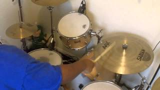 Pastor William H. Murphy III - You Reign Drum Cover)