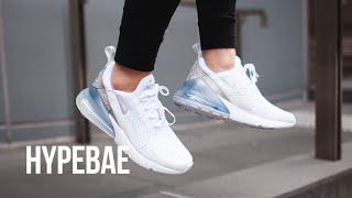 Nike x Stephanie Au Air Max 270 Unboxing and On-Foot Look
