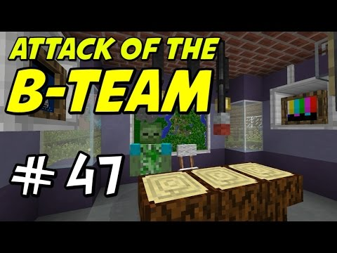 Minecraft | Attack of the B-Team | E47