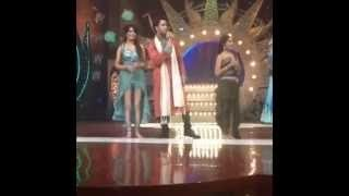 Video : Pooja Sharma and Veebha Anand Battel Dance For Shaheer Sheikh