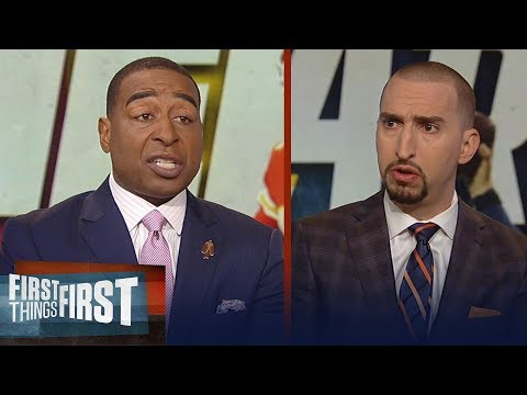 Cris and Nick biggest takeaway from Chiefs' TNF loss to the Chargers | NFL | FIRST THINGS FIRST