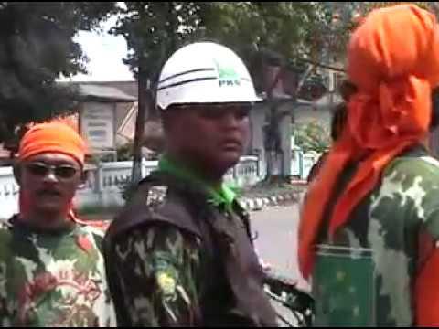 Dokumentasi Kampanye Terbuka PKB 2004 Magelang