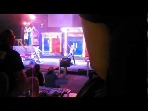 BILL AND TED 2012 HHN ORLANDO, THE ENDING