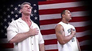 Vince McMahon's speech on the live post-9/11 SmackDown: Sept. 13, 2001