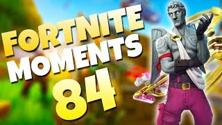 THE MOST EPIC REVOLVER WIN OF ALL TIME! | Fortnite Daily Funny and WTF Moments Ep. 84
