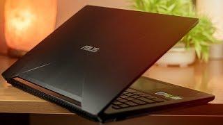 Asus ROG FX503 Gaming Laptop Review! ( i7 7700 , GTX1050 ) New Gaming Laptop !