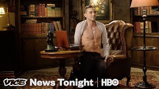 Download Lagu Adam Rippon Fact Checks The Internet On Adam Rippon | Vicepedia (HBO) Gratis STAFABAND