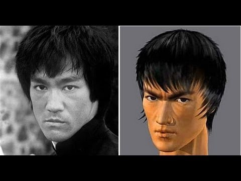 Bruce Lee's Influence On Law (tekken) Remastered video
