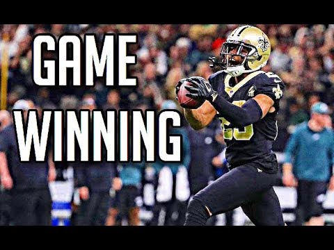 NFL quotGame Winningquot Interceptions  HD