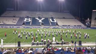 Timpview High School Marching Band 2017