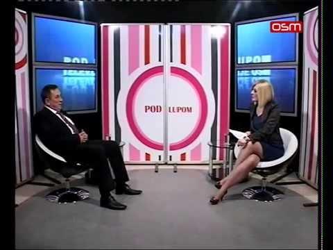 """Милован Бјелица - """"Под лупом"""" ОСМ ТВ (17.11.2014.)"""