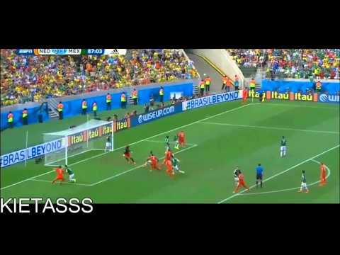 FIFA World Cup 2014-All Goals Part 2