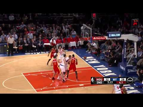 Houston Rockets vs New York Knicks | January 8, 2015 | NBA 2014-15 Season