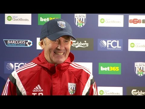 Tony Pulis stands up for the West Midlands