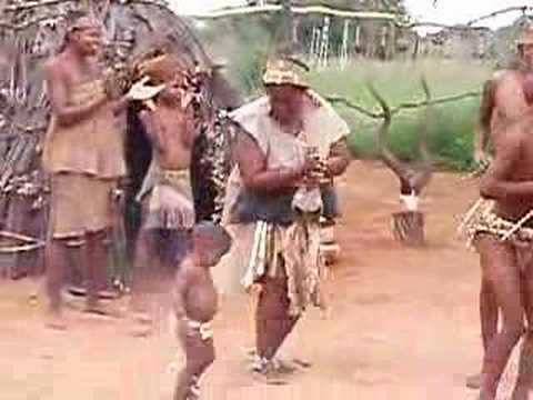 The San People (Bushmen)