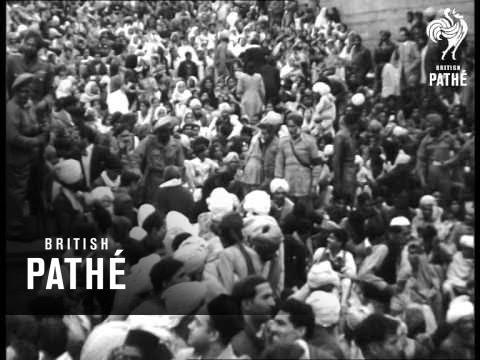 India Celebrates Republic Day (1950)