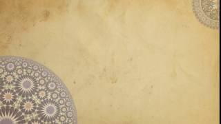 Islamic Background video HD Loop 12 - خلفيات اسلامية متحركة للمونتا
