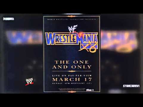 Wrestlemania X8 2nd Theme Song superstar By Saliva video
