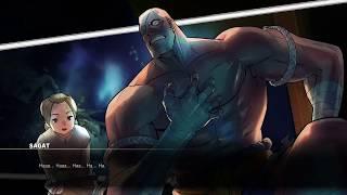 Street Fighter V  Arcade Sagat story