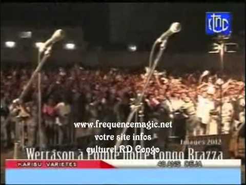 werrason flèche india ekangi Brazzaville ingeta
