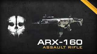 ARX-160 - Call of Duty: Ghosts - Гайд