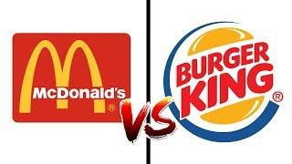 Burger King VS. McDonald's - Gözler Kapalı Test
