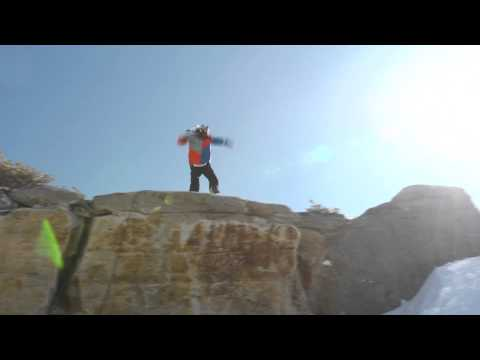 Hardcore Parkour At Mammoth Mountain video