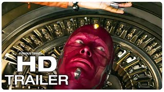 AVENGERS INFINITY WAR Movie Clip Shuri Saves Vision + Trailer (2018) Superhero Movie Trailer HD