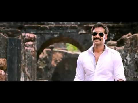 Saathiya-singham Bollywood Full Video Song 2011 Ft Ajay Devgan And  Kajal Aggarwal video