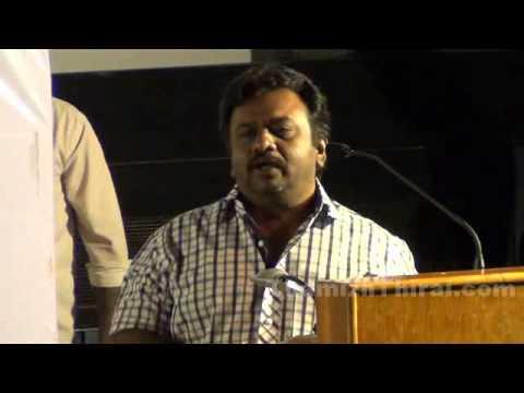 Director Balasekaran speech at Oruvar Meethu Iruvar Sainthu...