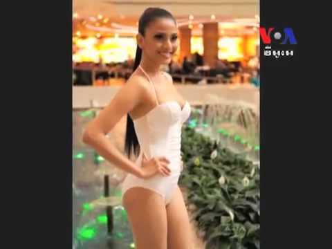 VOA Khmer on 30 Oct 2013 Miss Vietnam Embraces both Khmer and Vietnamese