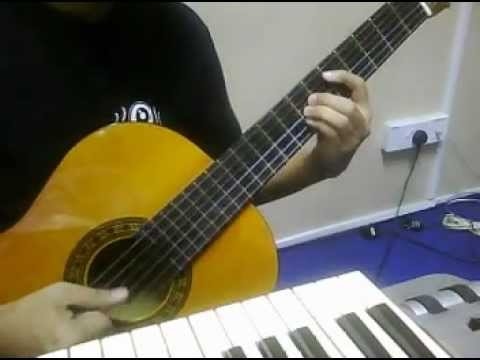 Reason - Autumn in My Heart (Endless Love OST) Classical Guitar...