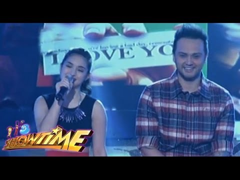 Billy crawford amp coleen garcia in a special valentine number youtube