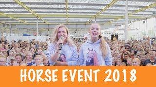 Horse Event 2018! | PaardenpraatTV