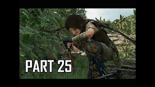 Shadow of the Tomb Raider Walkthrough Part 25 - San Juan (Let's Play Gameplay Commentary)