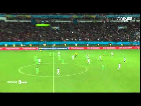 ALGERIE - ALLEMAGNE Coupe Du Monde 2014