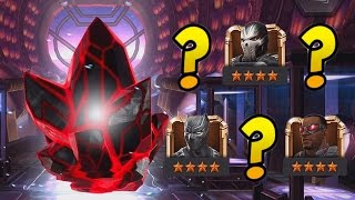 4 STAR DISCORD CRYSTAL | MARVEL: Contest of Champions (iOS/Android)