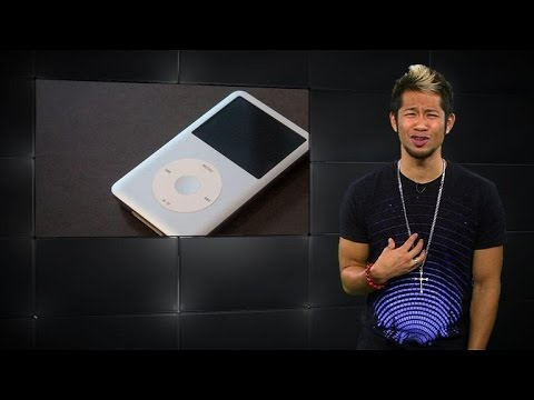 Apple Byte - The iPod is still Classic
