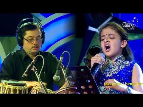 Spoorthi Rao singing