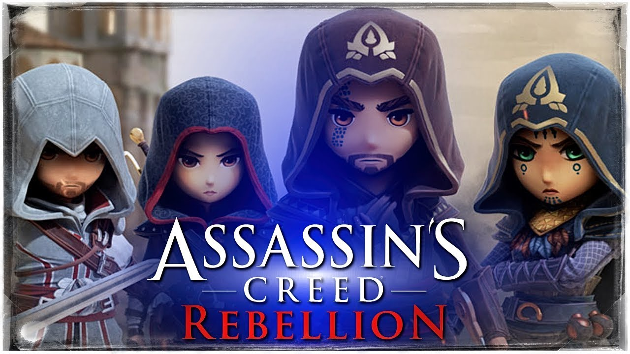 Assassin's Creed: Rebellion ● ВОССТАНИЕ ТАМПЛИЕРОВ