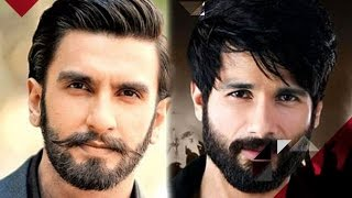 Ranveer Singh Insecure Of Shahid Kapoor | Bollywood News